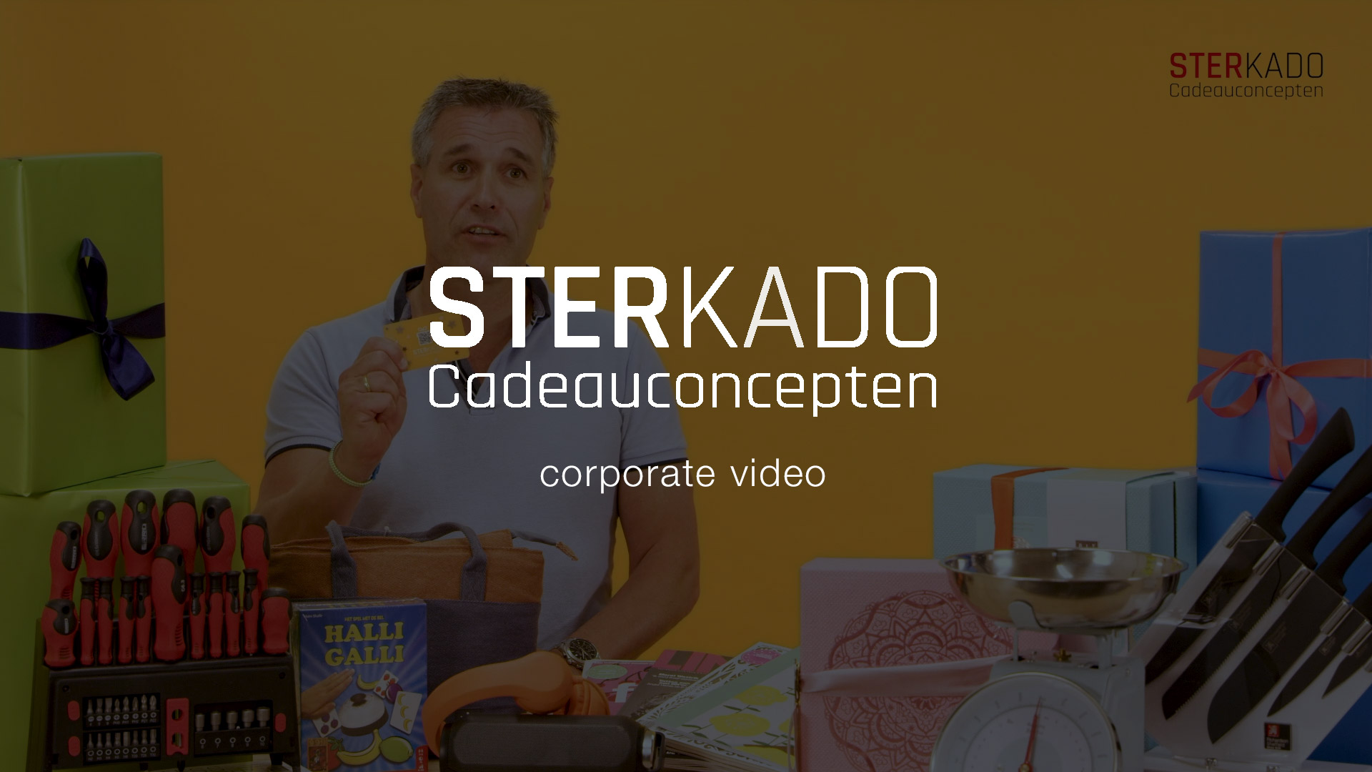 sterkado bedrijfsvideo commercial how-to video